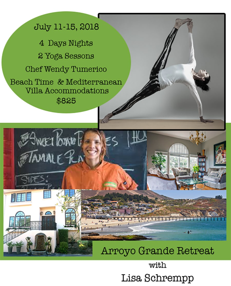 Arroyo Grande Retreat Ashtanga Arizona