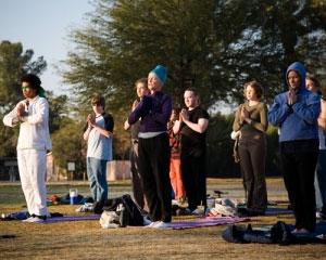 108 Sun Salutations, Tucson 2008