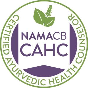NAMA Certificate